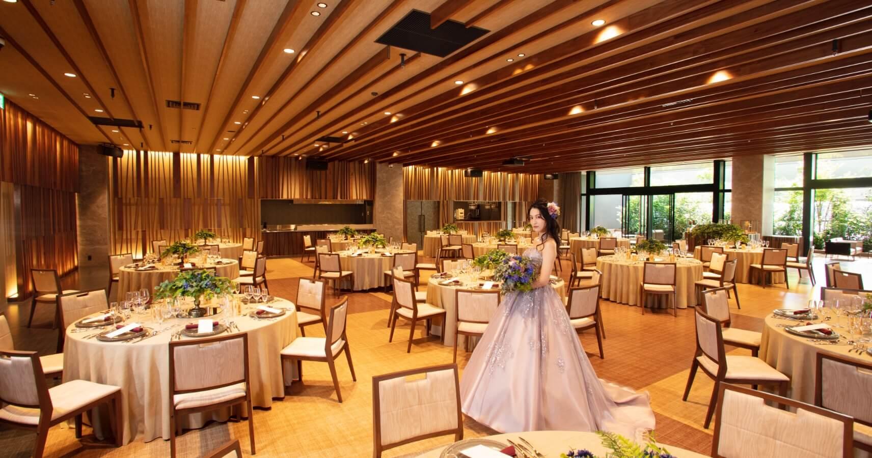 熊本結婚式場 ザ・フォレストテラス熊本