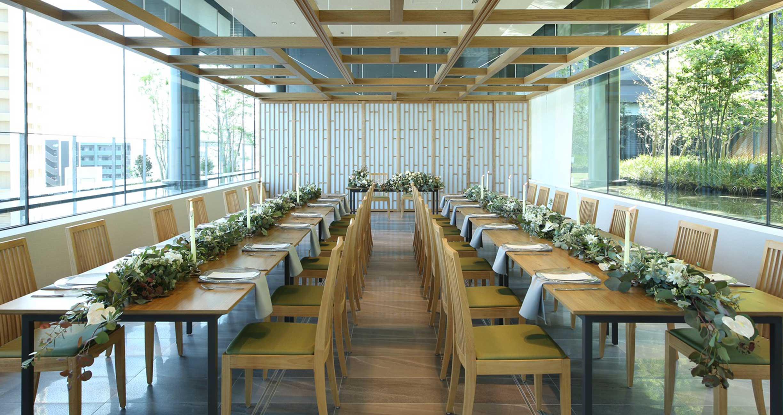レストランウェディング 熊本駅結婚式場バンケット ザ・サウスサイド